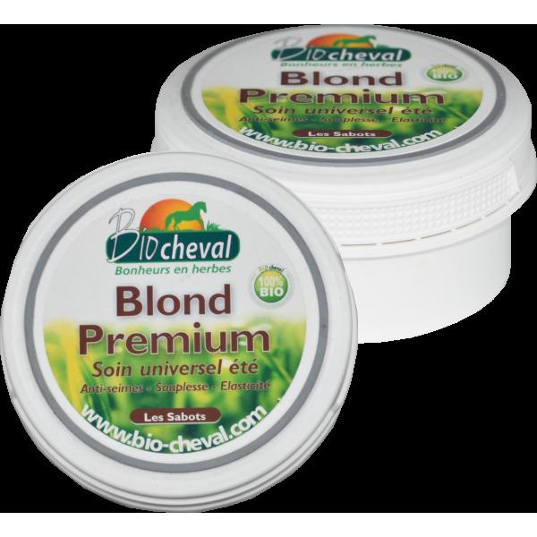 Blond Premium : Baume nourrissant pour sabots secs 200g